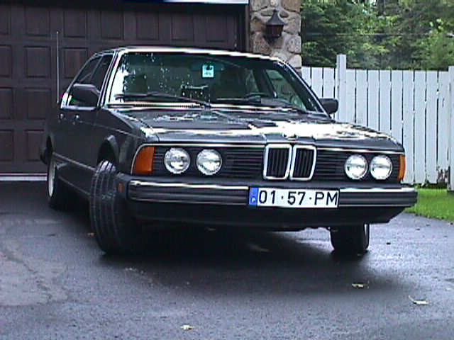 BMW 7 series 750iL 1996 photo - 6