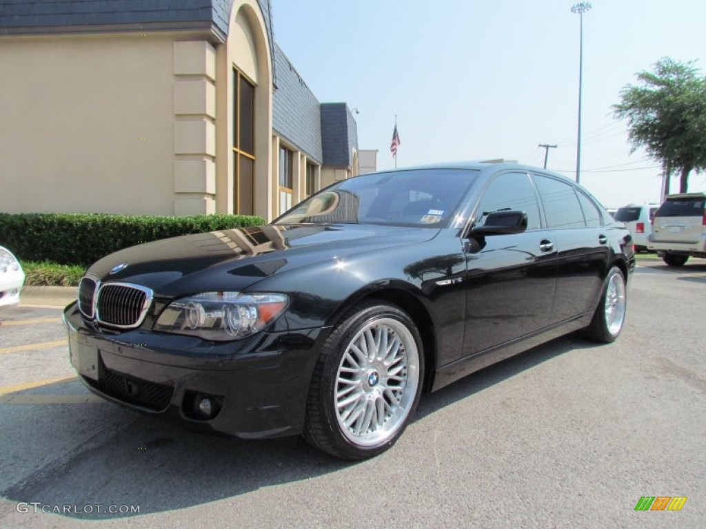 BMW 7 series 760Li 2008 photo - 1