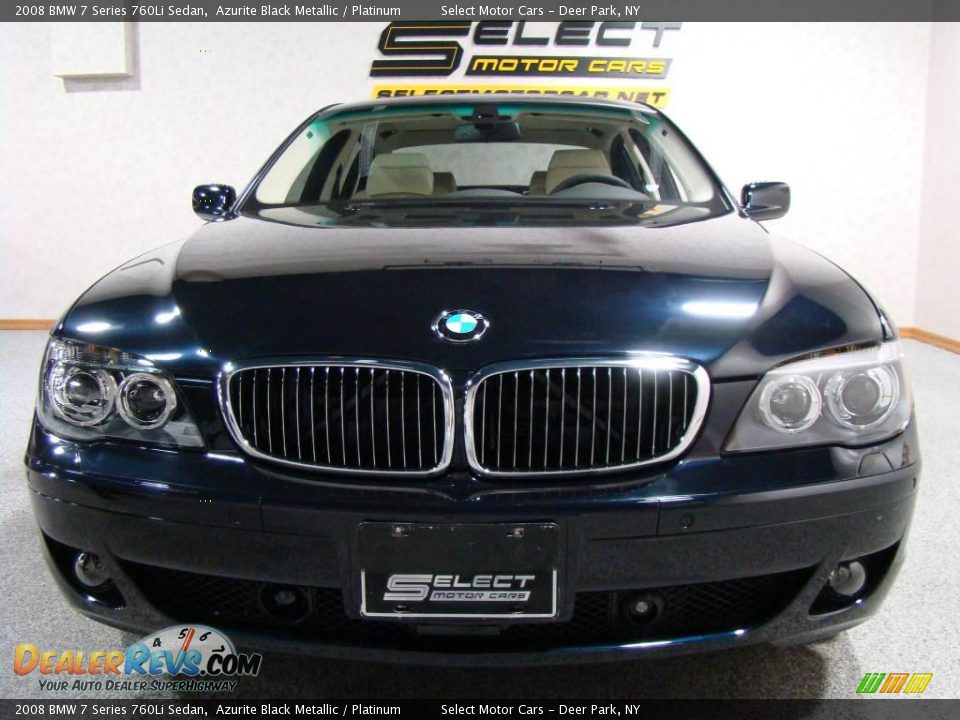 BMW 7 series 760Li 2008 photo - 4