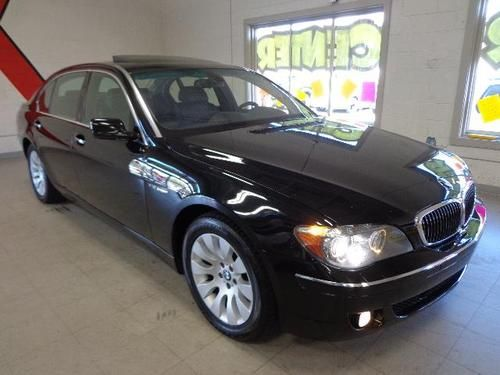 BMW 7 series 760Li 2008 photo - 6