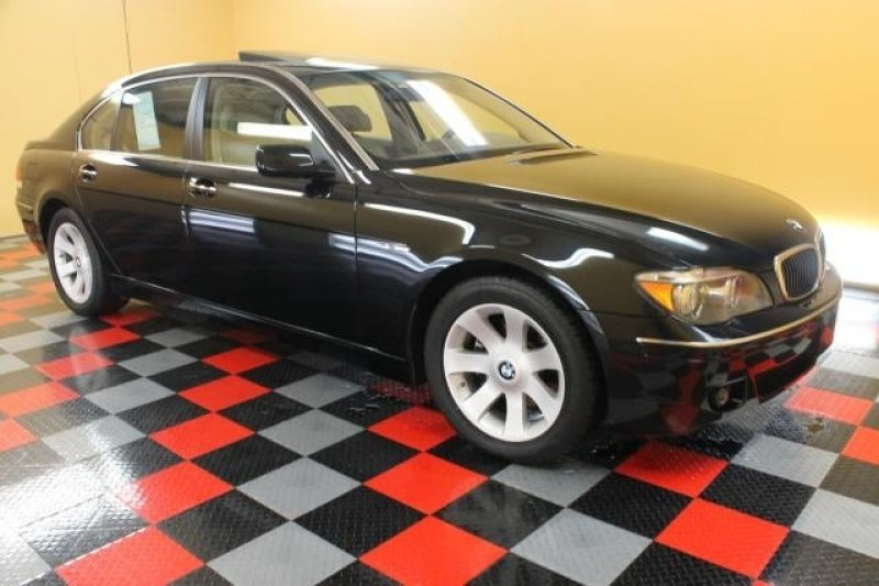 BMW 7 series 760Li 2008 photo - 7