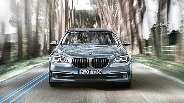 BMW 7 series ActiveHybrid 2014 photo - 1
