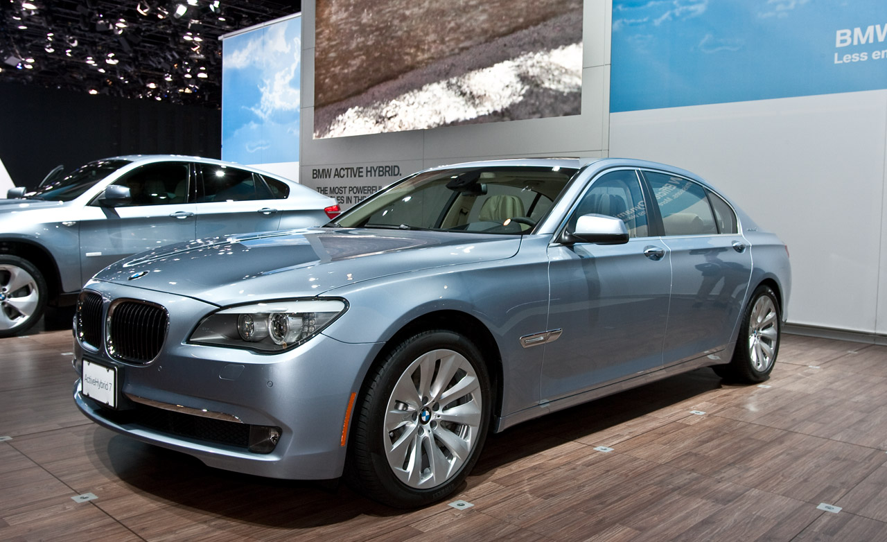 BMW 7 series ActiveHybrid 2014 photo - 10