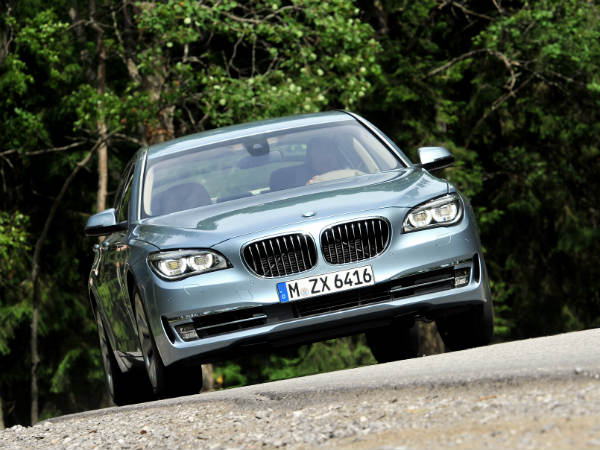 BMW 7 series ActiveHybrid 2014 photo - 11