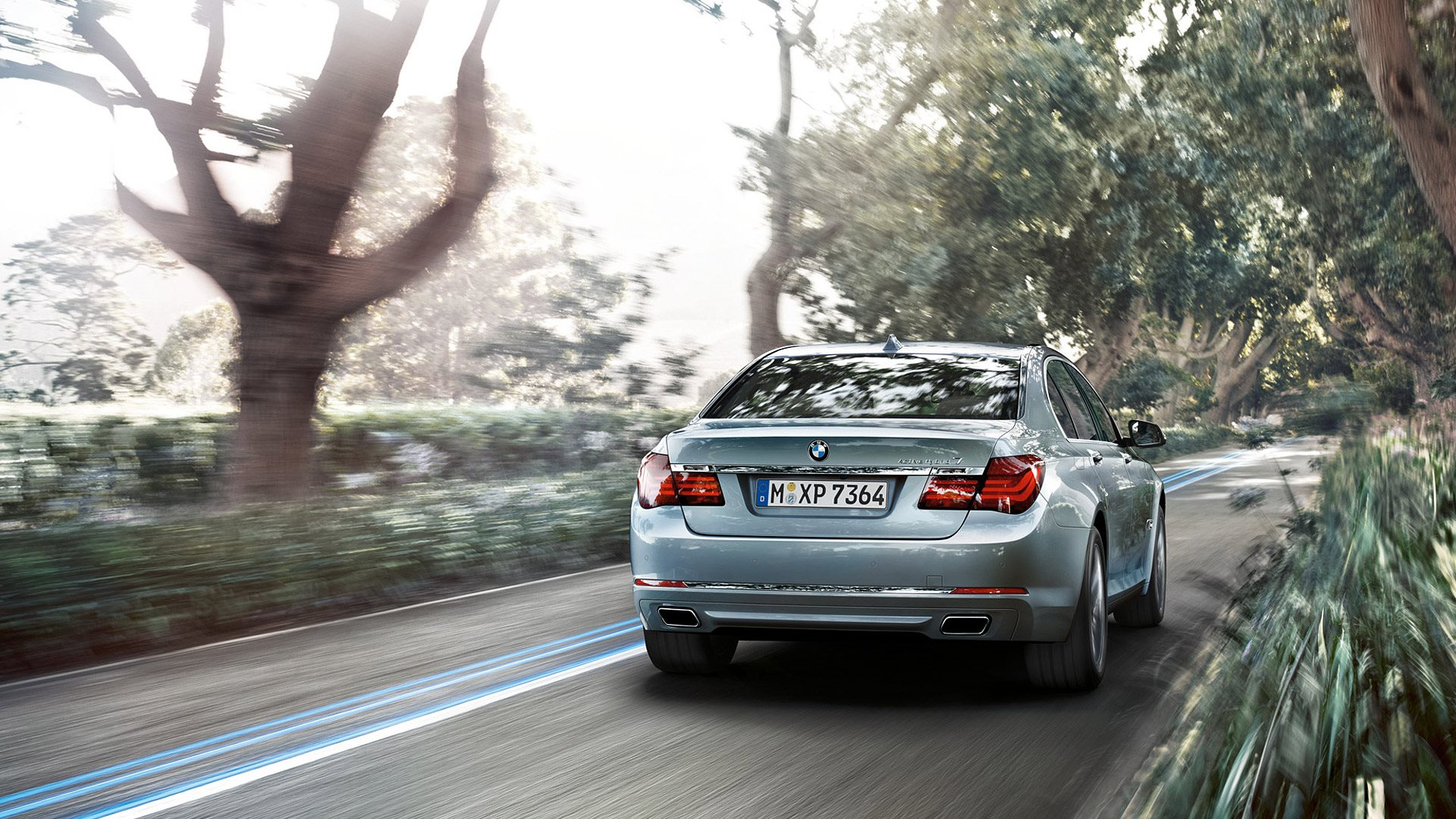 BMW 7 series ActiveHybrid 2014 photo - 12