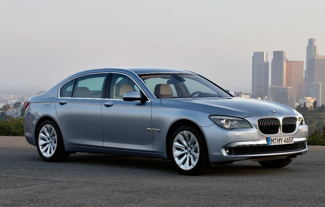 BMW 7 series ActiveHybrid 2014 photo - 2