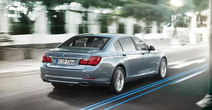 BMW 7 series ActiveHybrid 2014 photo - 3
