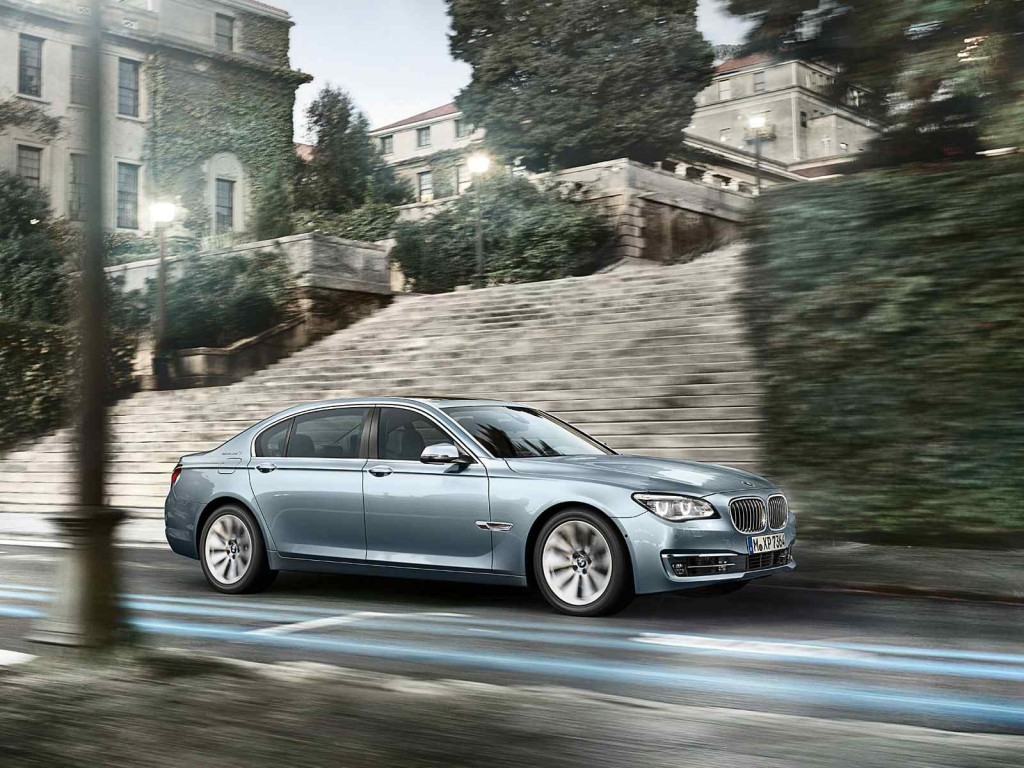 BMW 7 series ActiveHybrid 2014 photo - 5