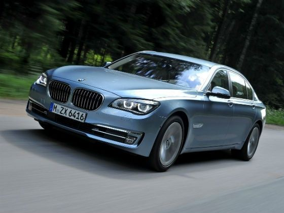 BMW 7 series ActiveHybrid 2014 photo - 6