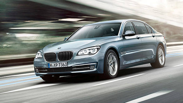 BMW 7 series ActiveHybrid 2014 photo - 7