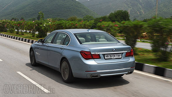 BMW 7 series ActiveHybrid 2014 photo - 9