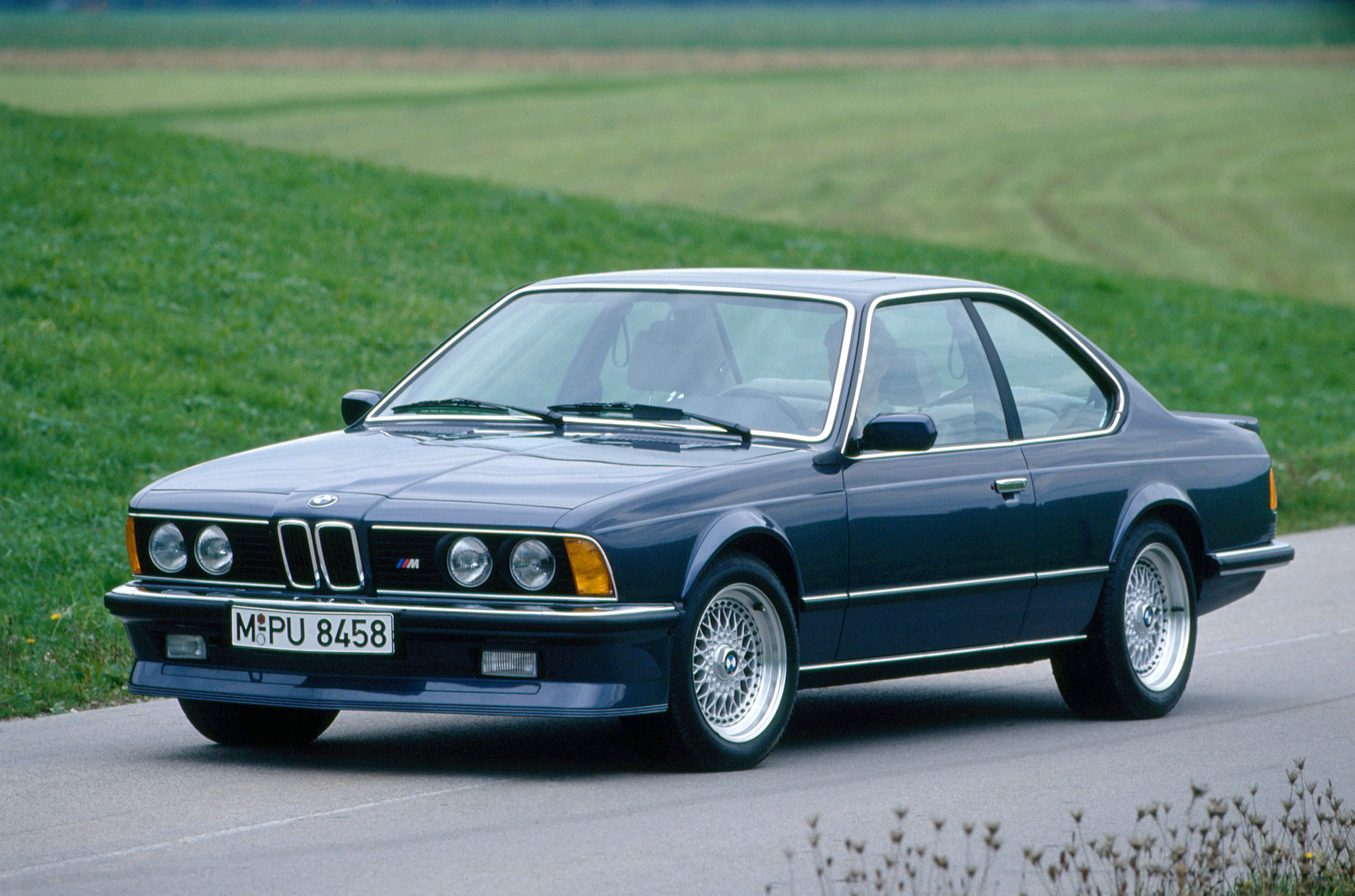 BMW M6 M635CSi 1983 photo - 1