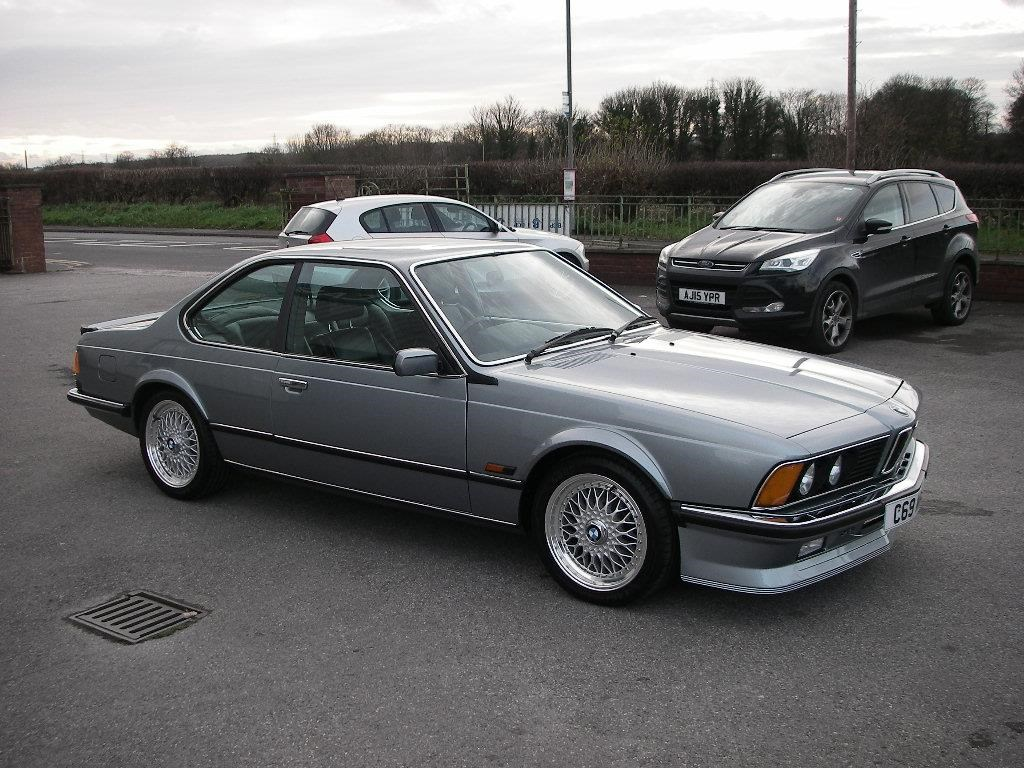 BMW M6 M635CSi 1983 photo - 12