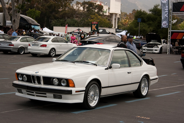BMW M6 M635CSi 1983 photo - 3