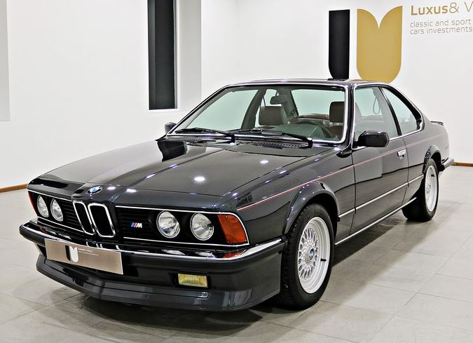 BMW M6 M635CSi 1983 photo - 6