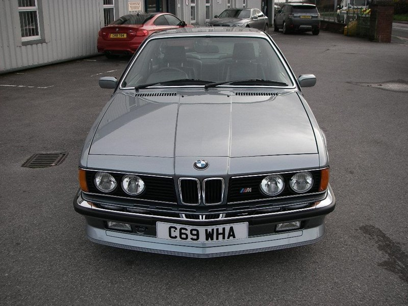 BMW M6 M635CSi 1983 photo - 7