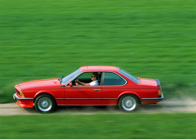 BMW M6 M635CSi 1983 photo - 8