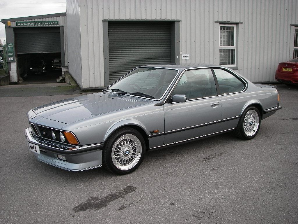 Bmw M6 M635csi 1989 Technical Specifications Interior