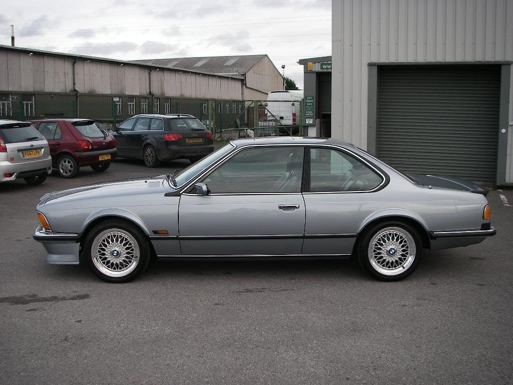 BMW M6 M635CSi 1989 photo - 7