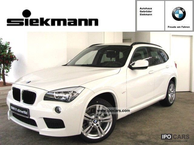 BMW X1 sDrive18d 2012 photo - 12