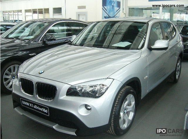 BMW X1 sDrive18d 2012 photo - 3