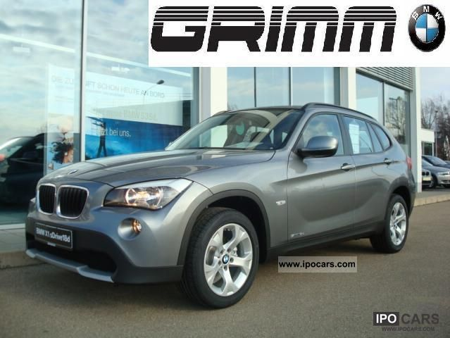 BMW X1 sDrive18d 2012 photo - 5