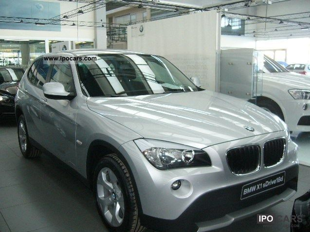 BMW X1 sDrive18d 2012 photo - 6