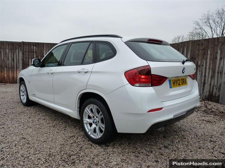 BMW X1 sDrive18d 2012 photo - 7