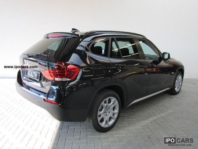 BMW X1 sDrive18d 2012 photo - 8