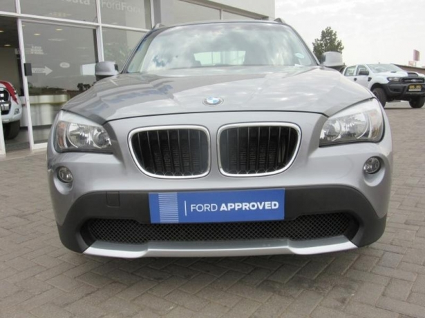 BMW X1 sDrive18i 2012 photo - 3