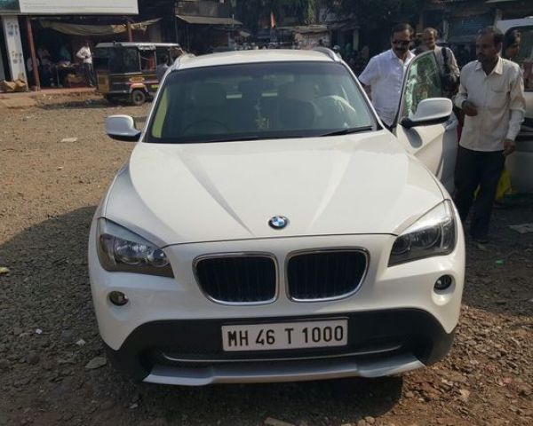 BMW X1 sDrive20d 2012 photo - 2