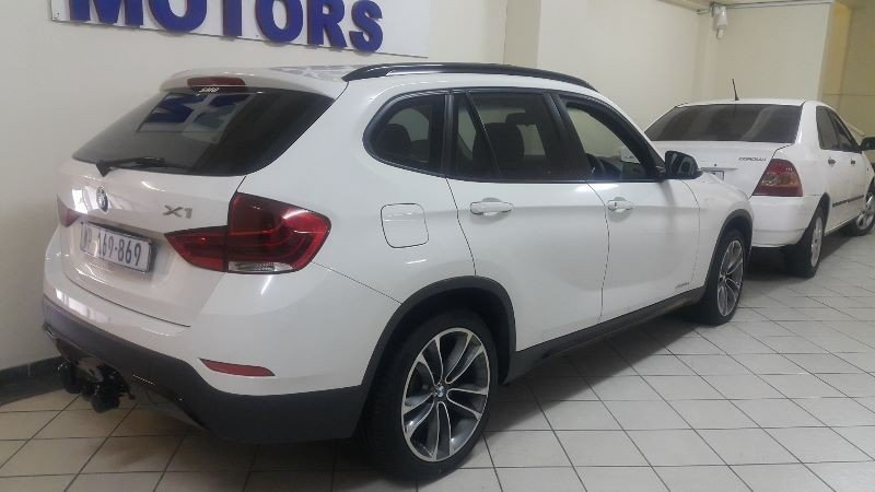 BMW X1 xDrive20d 2013 photo - 2