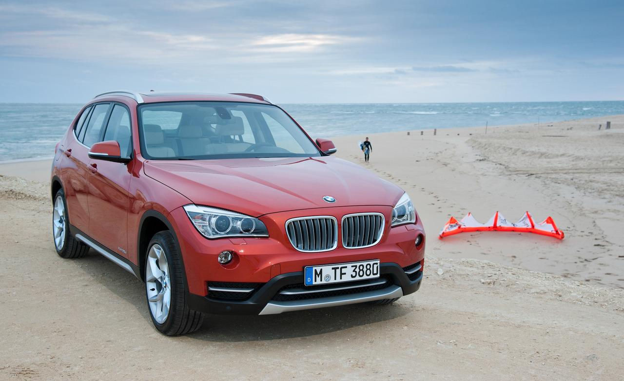 BMW X1 xDrive25d 2013 photo - 1