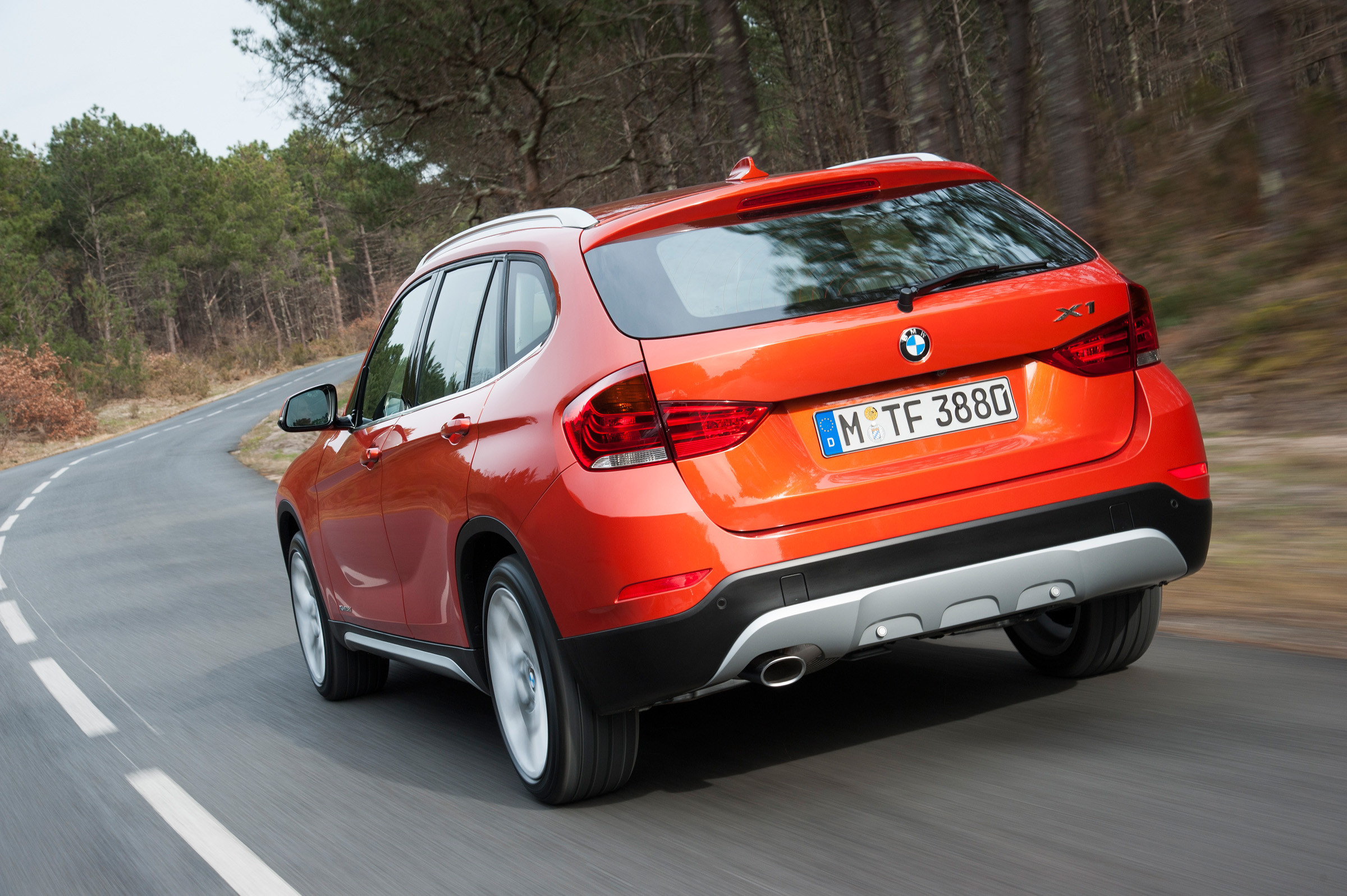 BMW X1 xDrive25d 2013 photo - 10