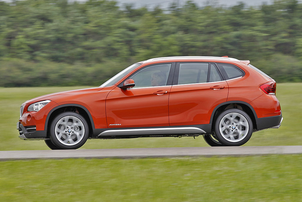 BMW X1 xDrive25d 2013 photo - 12