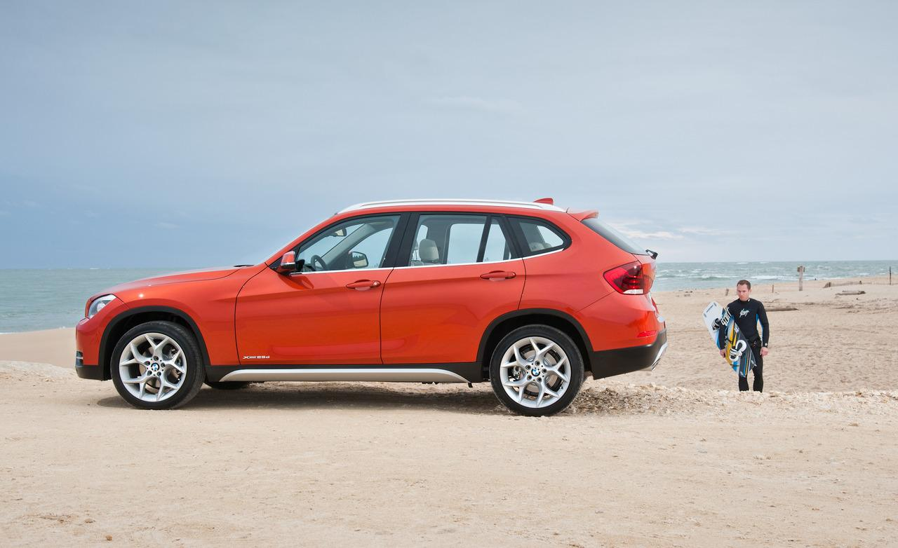 BMW X1 xDrive25d 2013 photo - 3
