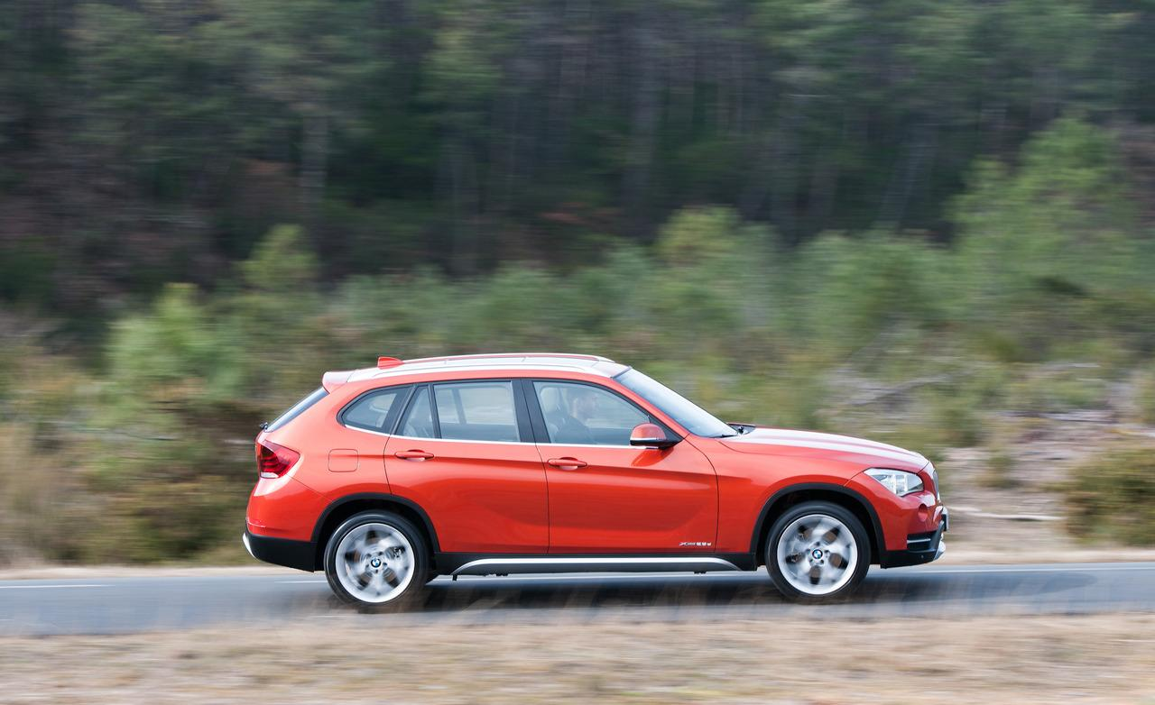 BMW X1 xDrive25d 2013 photo - 4