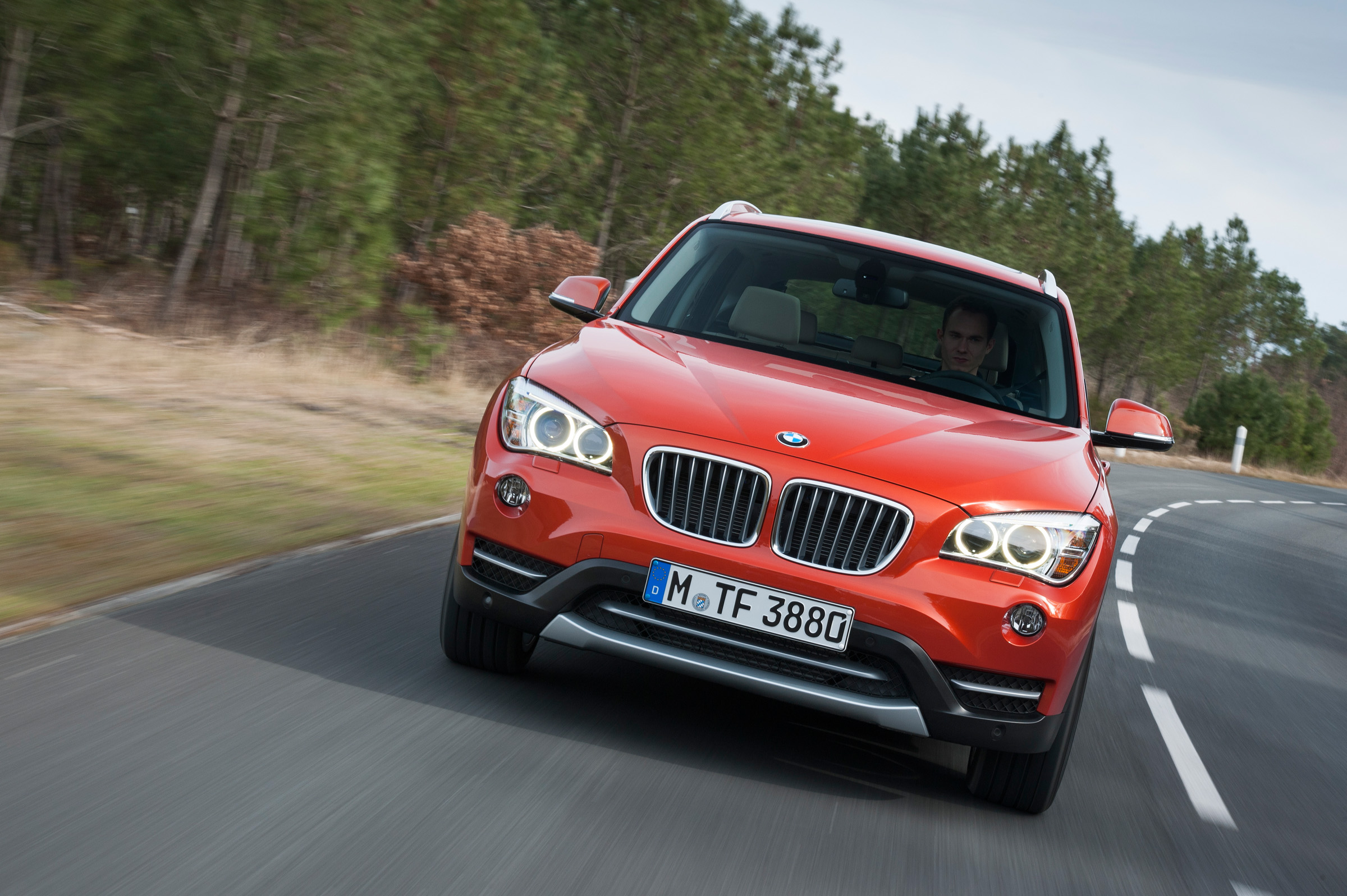 BMW X1 xDrive25d 2013 photo - 6