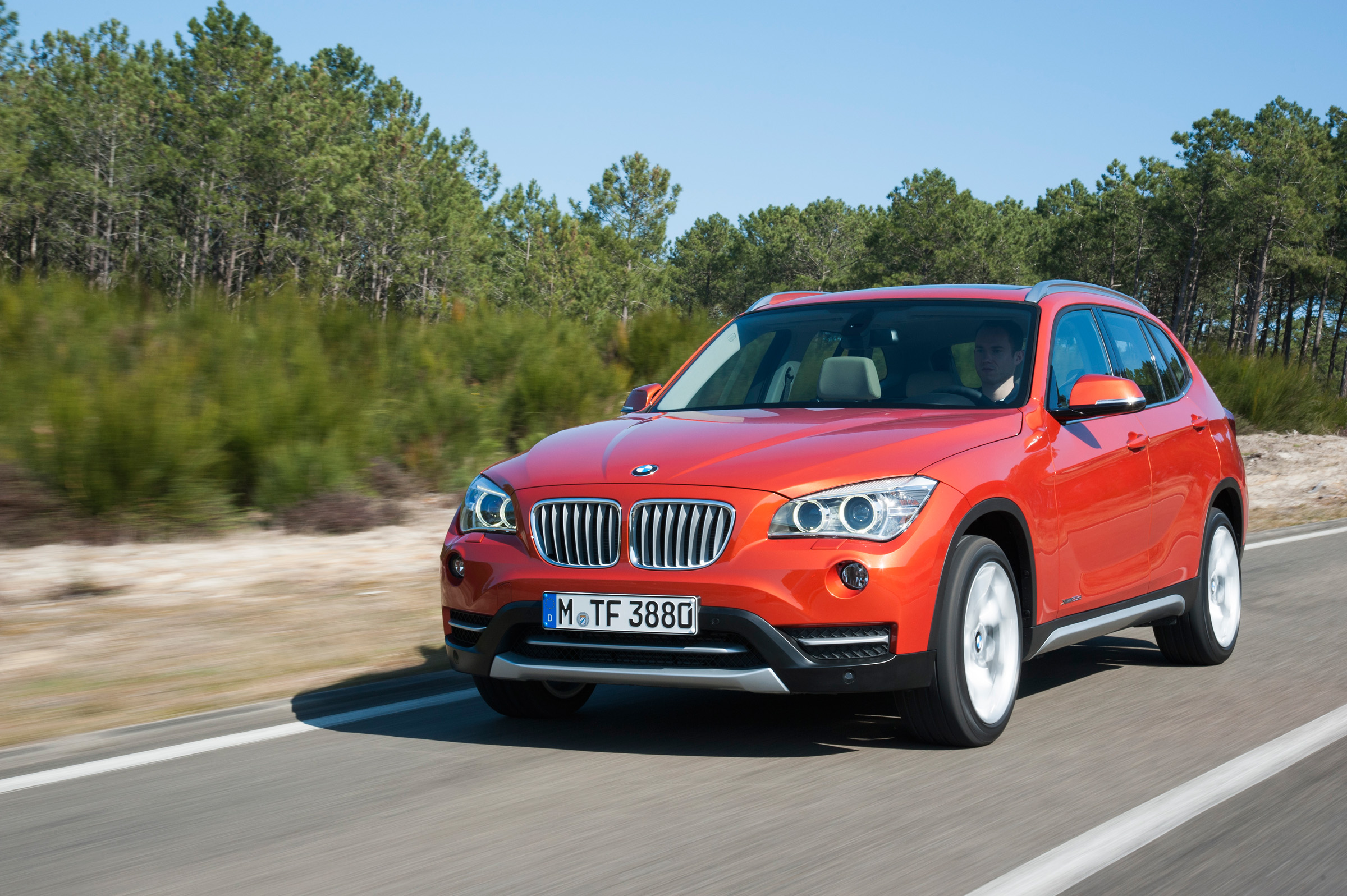 BMW X1 xDrive25d 2013 photo - 7