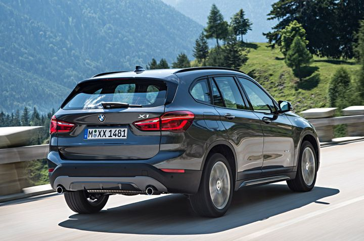 BMW X1 xDrive25i 2012 photo - 10