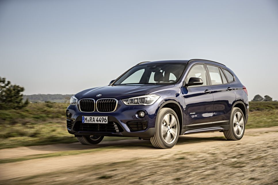BMW X1 xDrive25i 2012 photo - 11