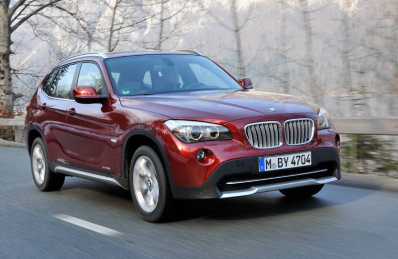 BMW X1 xDrive25i 2012 photo - 8