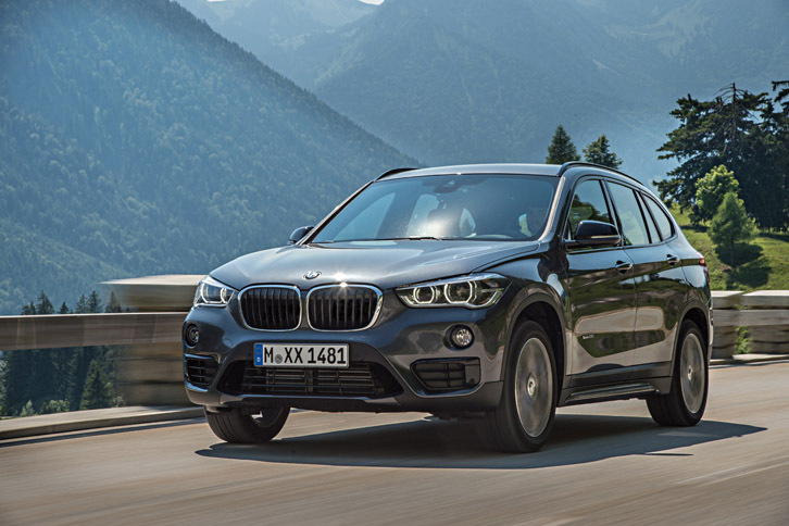 BMW X1 xDrive25i 2012 photo - 9