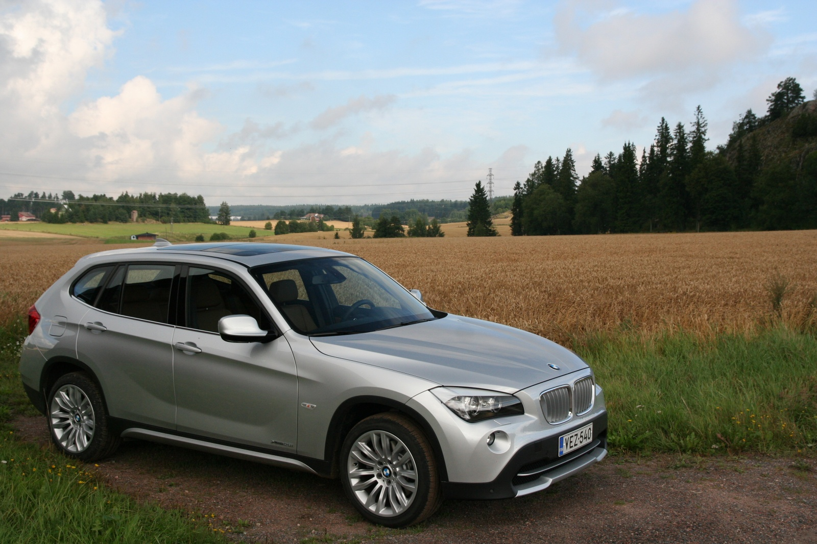 BMW X1 xDrive28i 2011 photo - 1
