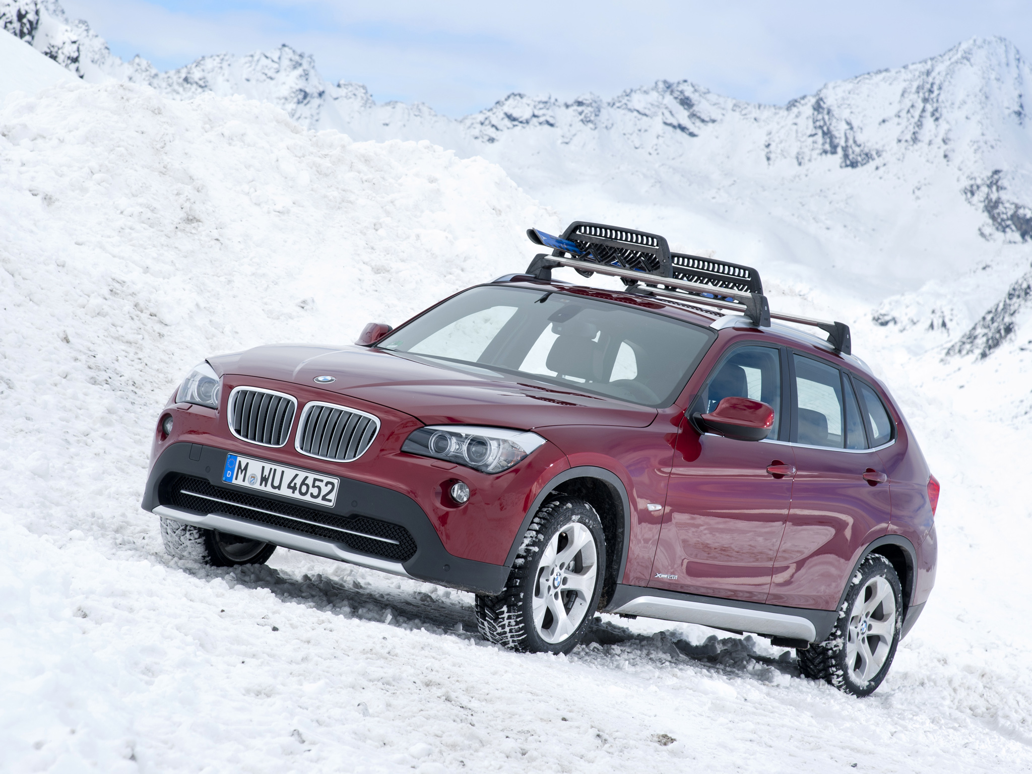 BMW X1 xDrive28i 2011 photo - 10