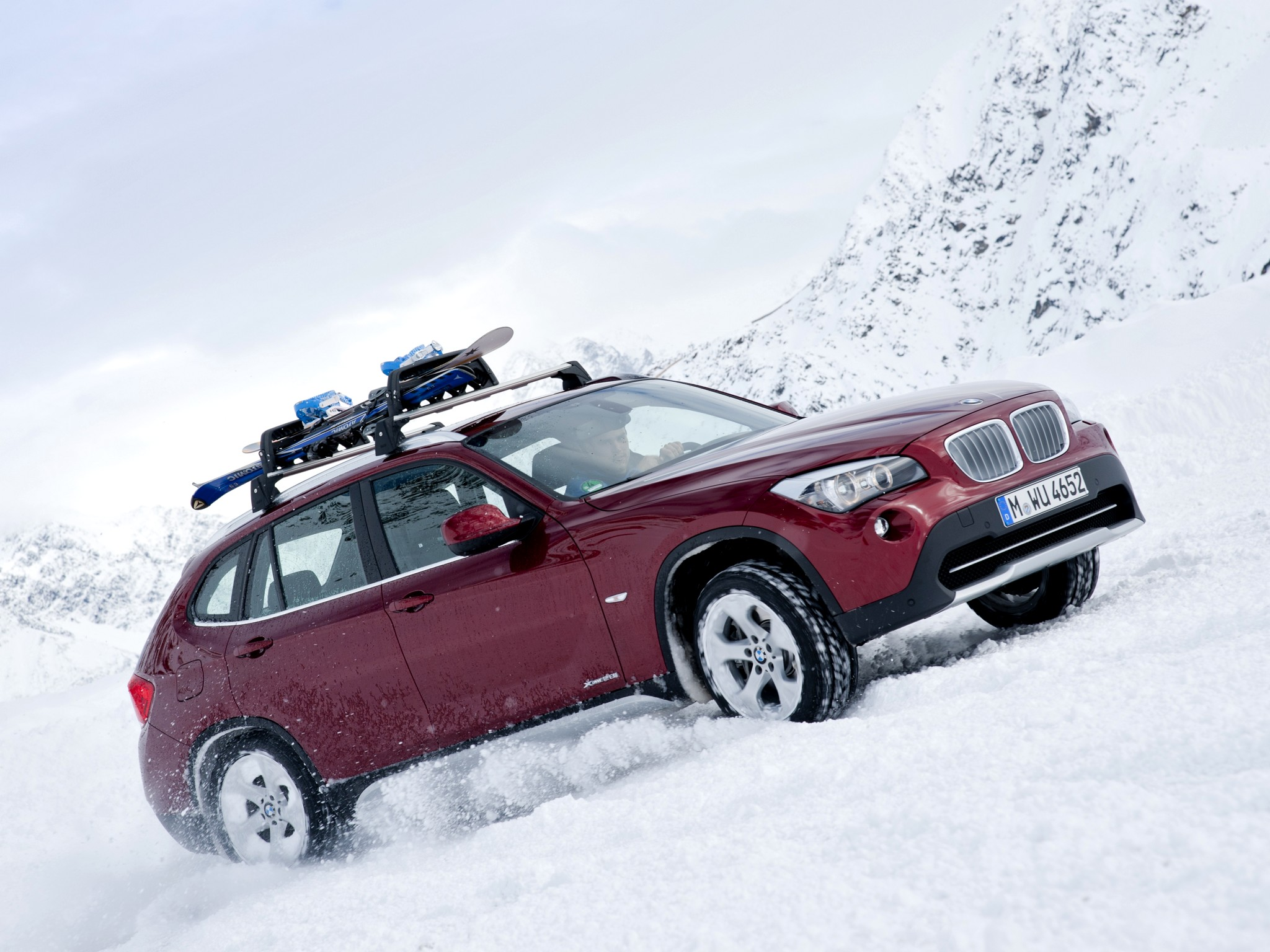 BMW X1 xDrive28i 2011 photo - 7