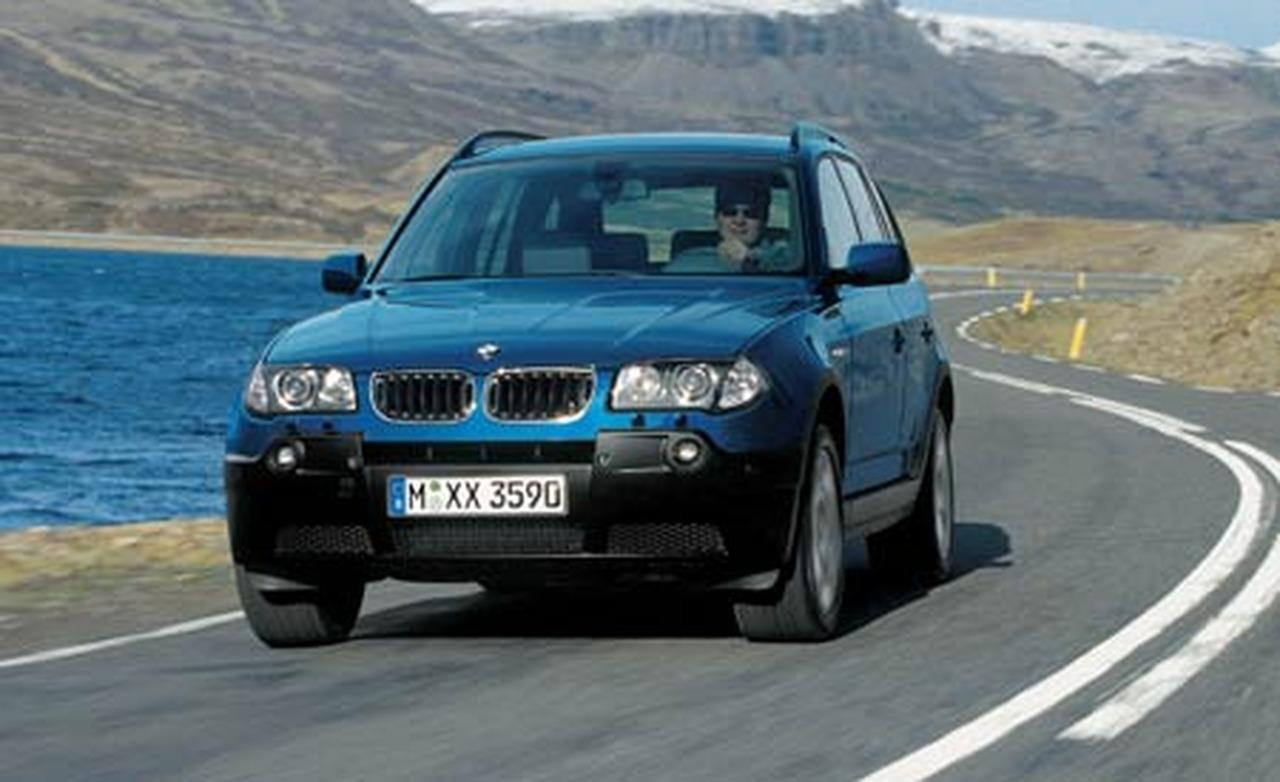 Coupe Series bmw x3 3.0 si BMW X3 3.0si 2007 Technical specifications | Interior and Exterior ...