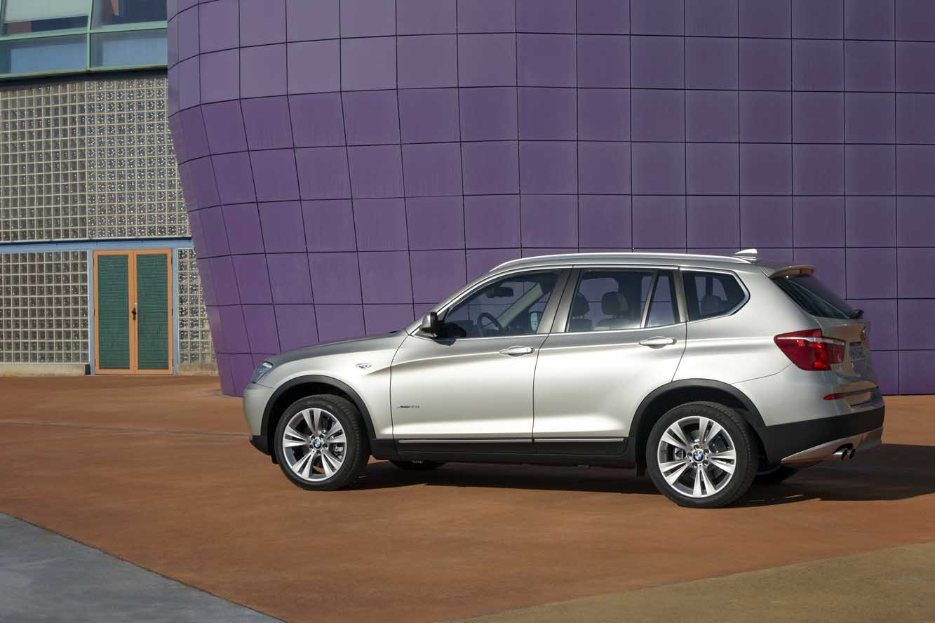 BMW X3 sDrive18d 2011 photo - 11