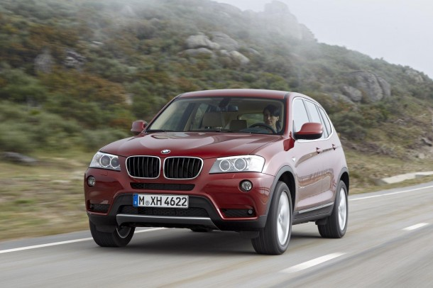 BMW X3 sDrive18d 2011 photo - 12
