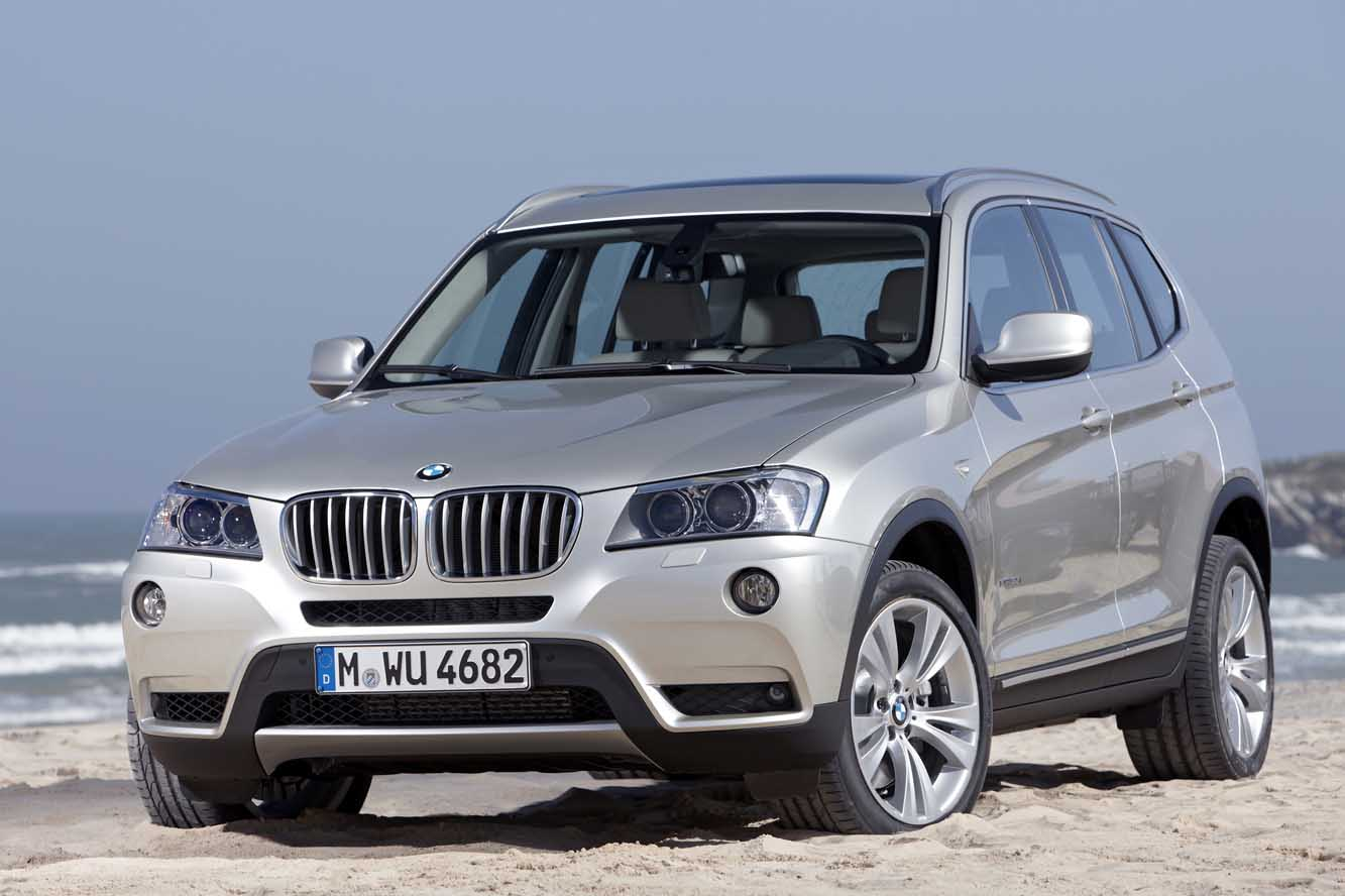 BMW X3 sDrive18d 2011 photo - 2
